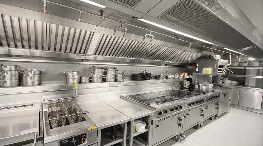 Etonnant Restaurant Fire Suppression Systems Are Specifically Designed, Tested, And  Approved/listed To Provide Fire Protection For Commercial Kitchen Cooking  ...